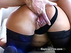 anal blowjob brunette extreme