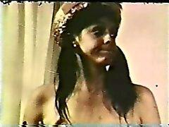 70s schoolgirl pigtails