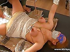 bdsm bondage squirting