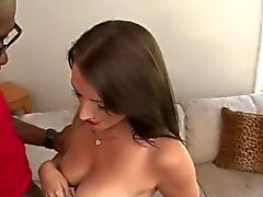 ass big boobs blowjob brunette