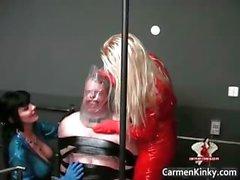 bebé bdsm esclavitud dominatrix femdom