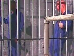 blowjobs gay hunk prison jail