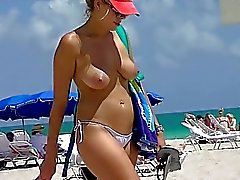 beach flashing hidden cams public nudity voyeur