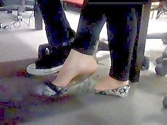 amateur flashing foot fetish hidden cams voyeur