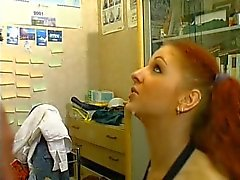 amatööri ranskalainen punapäät