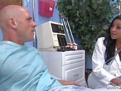 big tits hospital big cock