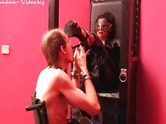 couple domination bondage german fetish