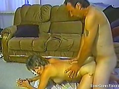 amateur wife fucking suck brunette