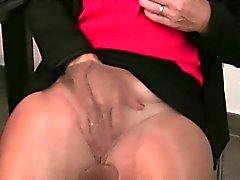 blonde granny hd masturbation mature