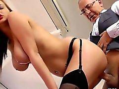 amateur big boobs blonde hardcore