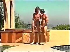 bisexuals double penetration group sex