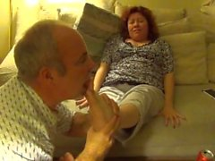 old feet-mature bbw mom reality