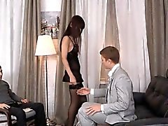 brunette cuckold fetish reality swingers
