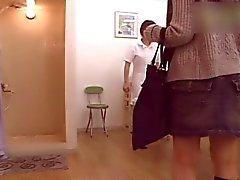 dedilhado japonês lésbicas massagem voyeur