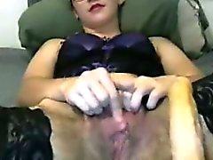 amador fetiche peludo masturbação