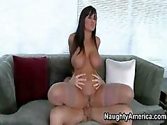 big tits cowgirl doggystyle friend