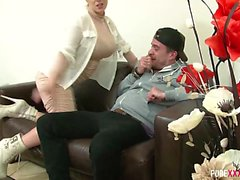 Hot blonde Victoria Summers fucked by Luke Hotrod