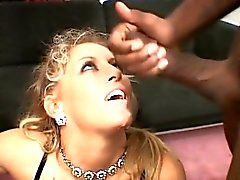 big cocks blonde blowjob double penetration gangbang
