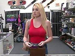baby blondine blowjob öffentlichkeit
