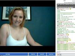 koca göğüsler alay amerikan teen- web sexy sarışın