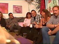 alemão hardcore jovens de idade swingers
