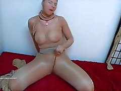 masturbate old kink brunette fetish