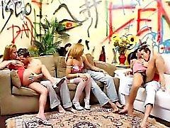 TRANSSEXUAL SWINGERS 1 - Scene 2