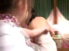 amatör parmak japon lezbiyen