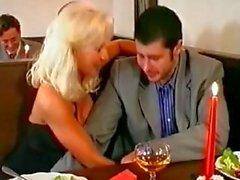 anal blond pipe éjaculation