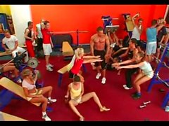 blowjobs handjobs group sex