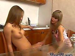 big boobs blonde lesbian teen