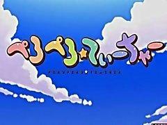anime dibujos animados 3d bigtits tetas