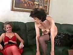 abuelas lesbianas madura