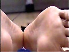 black and ebony foot fetish korean massage