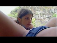 adrianna de laurenti âne -fuck anal brunette français