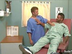 медицинский геи - гребаные анальный миг