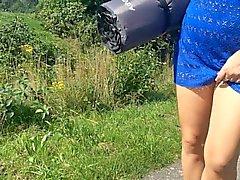 amateur cumshots gangbang outdoor public nudity