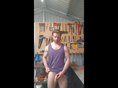 gay amateur big cock hunk