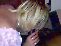 amatör stora kukar blondin
