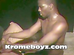 kromeboy black-cock big-dick ebony-anal ebony