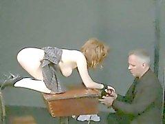 anal bdsm spanking bondage