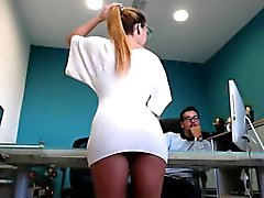 ass babe blowjob brunette