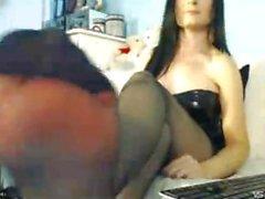 big- bröst camgirl flickor olika bedövning