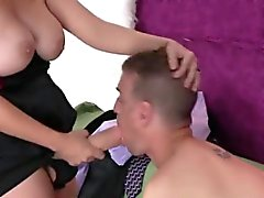 big boobs blonde cfnm femdom fetish