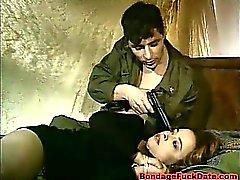 anal bondage brutal fetish
