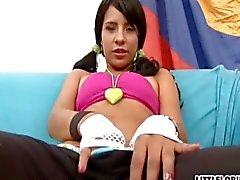 lezbiyen genç latin gençler latina