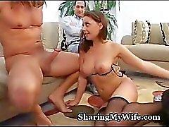 hardcore porr delning swinger