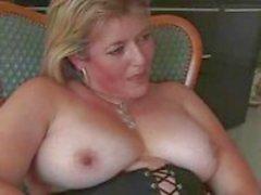 amateur big tits blowjob