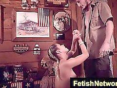 blonde fetish hd