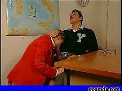 succhiare grandi tette insegnante calze